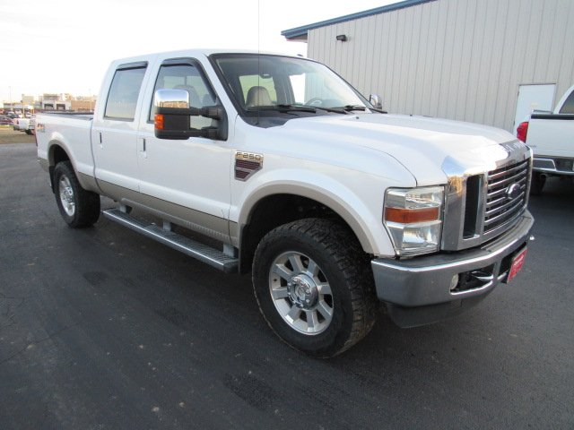 Pre-Owned 2010 Ford Super Duty F-250 SRW Lariat