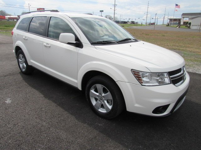 Pre-Owned 2012 Dodge Journey SXT