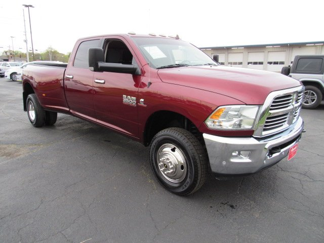 Pre-Owned 2017 Ram 3500 Lone Star