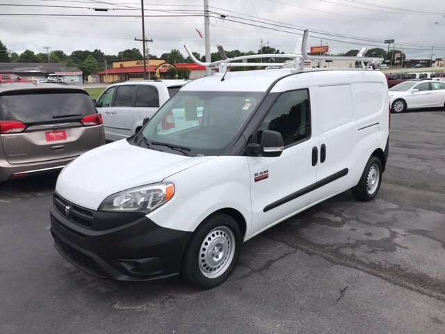 Pre Owned 2016 Ram Promaster City Cargo Van Tradesman