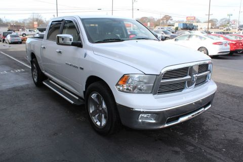 Pre-Owned 2012 Ram 1500 Lone Star