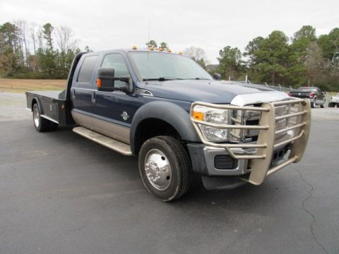 Pre-Owned 2013 Ford Super Duty F-550 DRW XLT/Flatbed