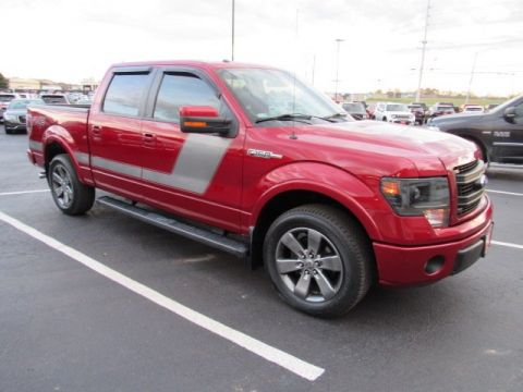 Pre-Owned 2014 Ford F-150 FX2