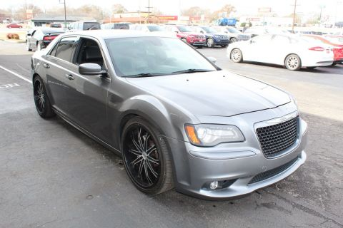 Pre-Owned 2012 Chrysler 300 SRT8